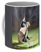 Fisherman II Coffee Mug
