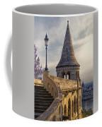 Fisherman's Bastion 3 Coffee Mug