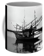 Fisherman's Boat Coffee Mug
