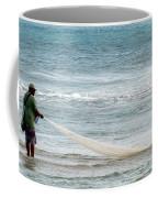 Fisherman's Net Coffee Mug