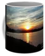 Fisherman's Sunset Horizon Coffee Mug