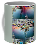 Fishermans Terminal 3 Coffee Mug
