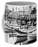 Fishermans Wharf Coffee Mug