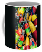 Fishermen's Floats Coffee Mug