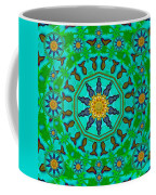 Fishes In Freedom Under The Sun Coffee Mug