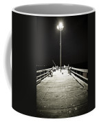 Fishing At Night Coffee Mug