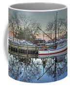 Fishing Boat At Newburyport Coffee Mug