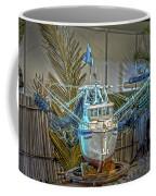 Fishing Boat Hdr 1 Coffee Mug
