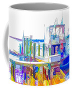 Fishing Boats 2 Coffee Mug