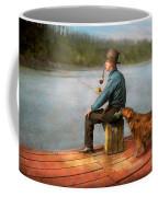 Fishing - Booze Hound 1922 Coffee Mug