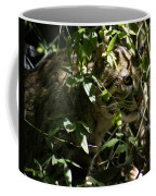 Fishing Cat Coffee Mug