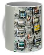 Fishing - Fishing Reels Coffee Mug
