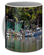Fishing Fleet Coffee Mug