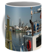 Fishing Fleet Coffee Mug