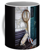 Fishing Gear In Primosten, Croatia Coffee Mug