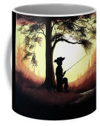 Fishing Hole Coffee Mug