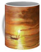Fishing In Zanzibar Coffee Mug
