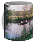Fishing In The Bayou Coffee Mug