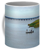 Fishing On The Flats Coffee Mug