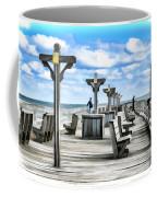 Fishing Pier 13 Coffee Mug
