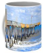 Fishing Pier 4 Coffee Mug