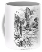 Fishing Rights, 1877 Coffee Mug