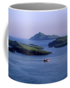 Fishing Trawler, Blasket Islands, Co Coffee Mug