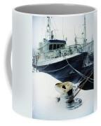 Fishing Trawler, Howth Harbour, Co Coffee Mug