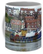 Fishing Trawler - Whitby Coffee Mug