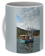 Fishing Vessel Chinak Coffee Mug