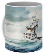 Fishing Vessel Devotion Coffee Mug