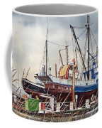 Fishing Vessel Ranger Drydock Coffee Mug