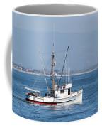 Fishing Vessel Sun Ra Coffee Mug