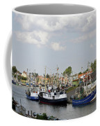 Fishingport Buesum Coffee Mug