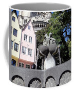 Fishmongers Fountain In Koln, Germany Coffee Mug