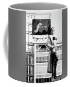 Fitness In Lingerie Coffee Mug