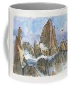 Fitz Roy, Patagonia Coffee Mug
