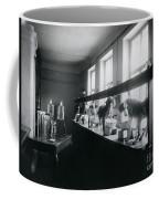 Five Dogs Undergoing Pavlovs Coffee Mug