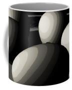 Five Eggs  Coffee Mug