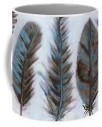 Five Feathers Coffee Mug