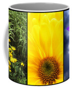 Five Flower Composite Coffee Mug