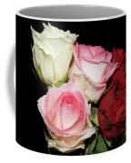 Five Roses Coffee Mug