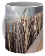 Five, Six Pick Up Sticks Coffee Mug