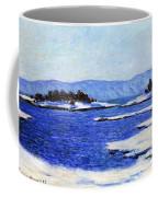 Fjord At Christiania Coffee Mug