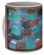 Flag Fish Coffee Mug
