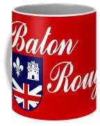 Flag Of Baton Rouge Coffee Mug