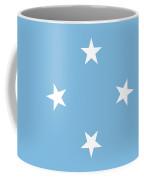 Flag Of Micronesia Coffee Mug