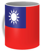 Flag Of Taiwan Coffee Mug