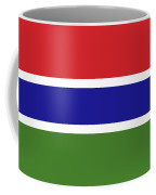 Flag Of The Gambia Coffee Mug