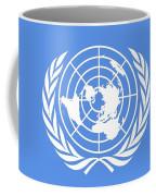 Flag Of The United Nations Coffee Mug